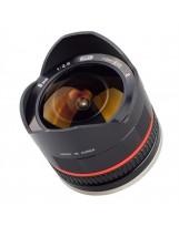 Objectif Fisheye Samyang 8mm F2,8 Sony E Noir SAM8SONYE_II
