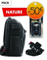 Pack photographe naturaliste