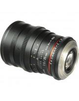 Samyang 35mm T1.5 VDSLR Canon