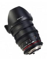 Optique cine Samyang 24mm T1.5 VDSLR Nikon