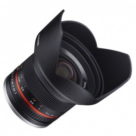 Objectif ultra grand angle Samyang 12mm F2 NCS pour Fuji X