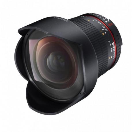 Samyang Sony FE: Optique Ultra grand-angle 14mm F2.8