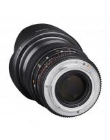 Optique cine Samyang 24mm T1,5 VDSLR Canon