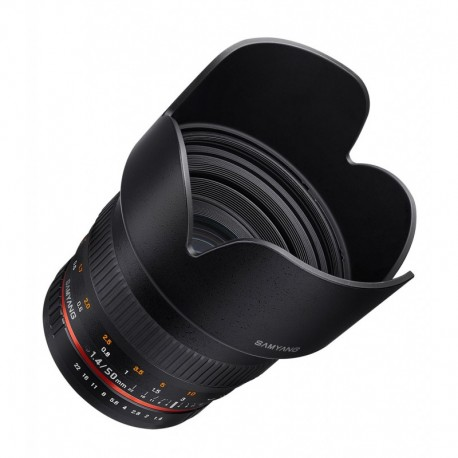 Samyang 50mm F1.4 Canon