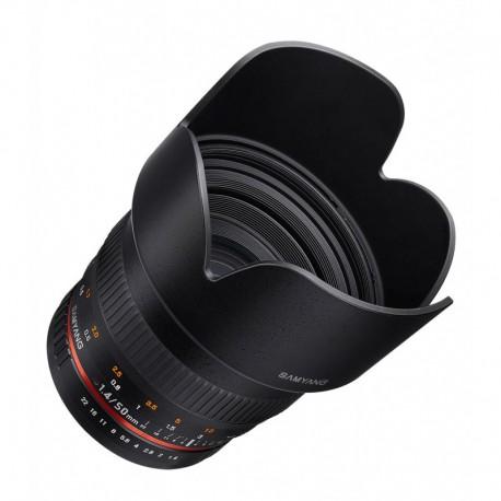 Samyang 50mm F1.4 Sony A