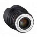 Samyang 50mm T1.5 VDSLR Micro 4/3