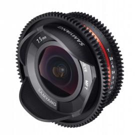 Samyang 7.5mm T3.8 Cine Micro 4/3