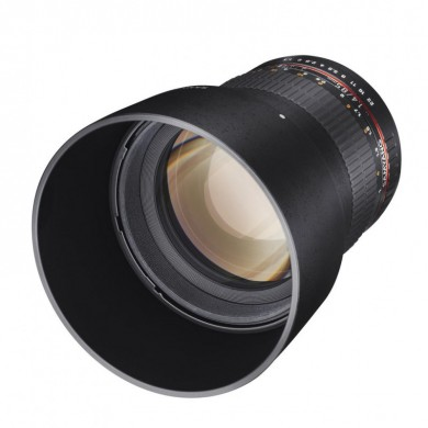 Samyang 85mm F1.4 Aspherique IF Monture Pentax Ref SAM85PENTAX
