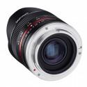 Objectif Fisheye Samyang 8mm F2.8 Fuji X Noir