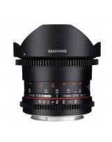 Samyang 8mm T3.8 Fish-eye CS II VDSLR II Sony E