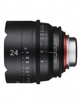 Samyang Xeen 24mm T1.5 Canon EF - Échelle en Pieds