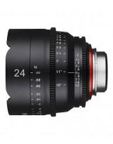 Samyang Xeen 24mm T1.5 Canon EF - Échelle en mètres