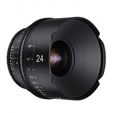 Samyang Xeen 24mm T1.5 Sony E / Echelle en Pieds