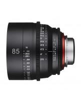 Samyang Xeen 85mm T1.5 Canon EF Echelle en Pieds