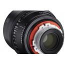 Objectif vidéo Xeen 85mm T1.5 Arri PL - Échelle en Pieds