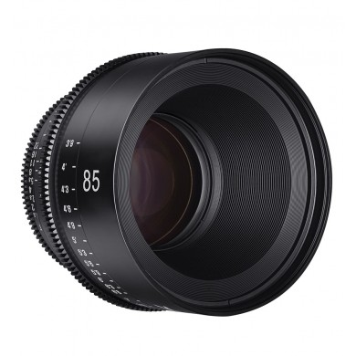 Samyang Xeen 85mm T1.5 Sony E Echelle en Pieds