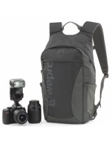 Lowepro LP36431: Sac à dos Photo Hatchback 16L AW Gris Ardoise (Geek-Trend.com)