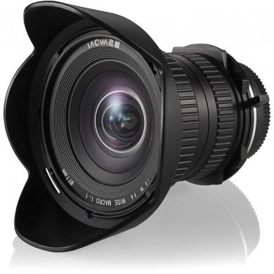 Objectif Laowa 15mm f/4 Grand Angle Macro Sony A