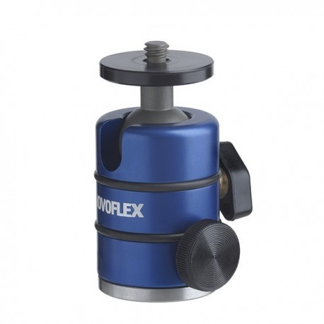Tête à rotule Novoflex avec fonction panorama