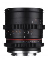 Objectif Samyang 50mm T1.3 Cine Sony E