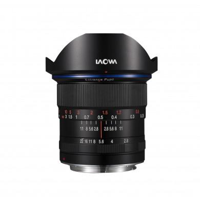 Optique Laowa 12mm F2.8 Canon