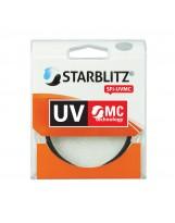 Filtre de protection avec traitement multicouches Starblitz pour objectif diamètre 52 mm