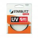 Filtre de protection avec traitement multicouches Starblitz pour objectif diamètre 86 mm