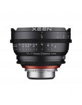 Objectif vidéo Xeen 14mm T3.1 Canon EF - Echelle en PIED
