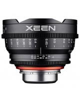 Objectif vidéo Xeen 14 mm T3.1 Sony FE / Echelle en mètres