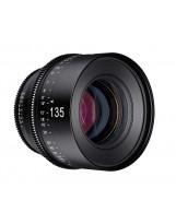 Objectif vidéo Xeen 135mm T2.2 Canon EF - Échelle en METRE