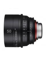 Objectif vidéo Xeen 50 mm T1.5 Nikon F - Échelle en METRE
