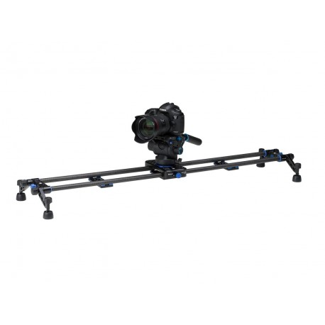 C08D6 Rail de travelling carbone 600mm Benro MoveOver8