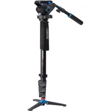A48FDS6 Kit monopied vidéo avec rotule S6 Benro