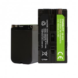 Compatible Sony NP-F970 Batterie rechargeable Lithium-ion