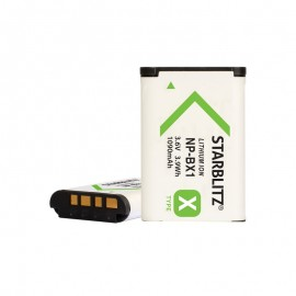 Batterie rechargeable Starblitz compatible Sony BX1