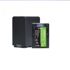 Compatible Sony NP-FV100 Batterie rechargeable Lithium-ion