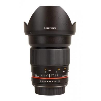 Samyang 24mm F1.4 ED AS UMC Canon Ref SAM24CANON