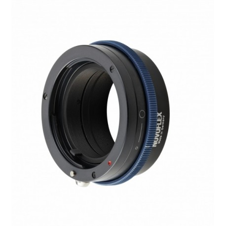 Bague Novoflex Sony Nex pour objectifs Minolta AF-Alpha Ref NEX-MIN-AF