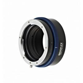 Bague adaptatrice Novoflex Sony Nex pour objectifs Nikon Ref NEX-NIK