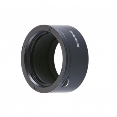 Bague Novoflex Fuji X pour objectifs Sony Minolta MD-MC Ref FUX-MIN-MD