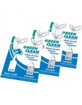 Set de 3 Green Clean Sensor-Cleaner wet + dry Ref GC SC-4060-3