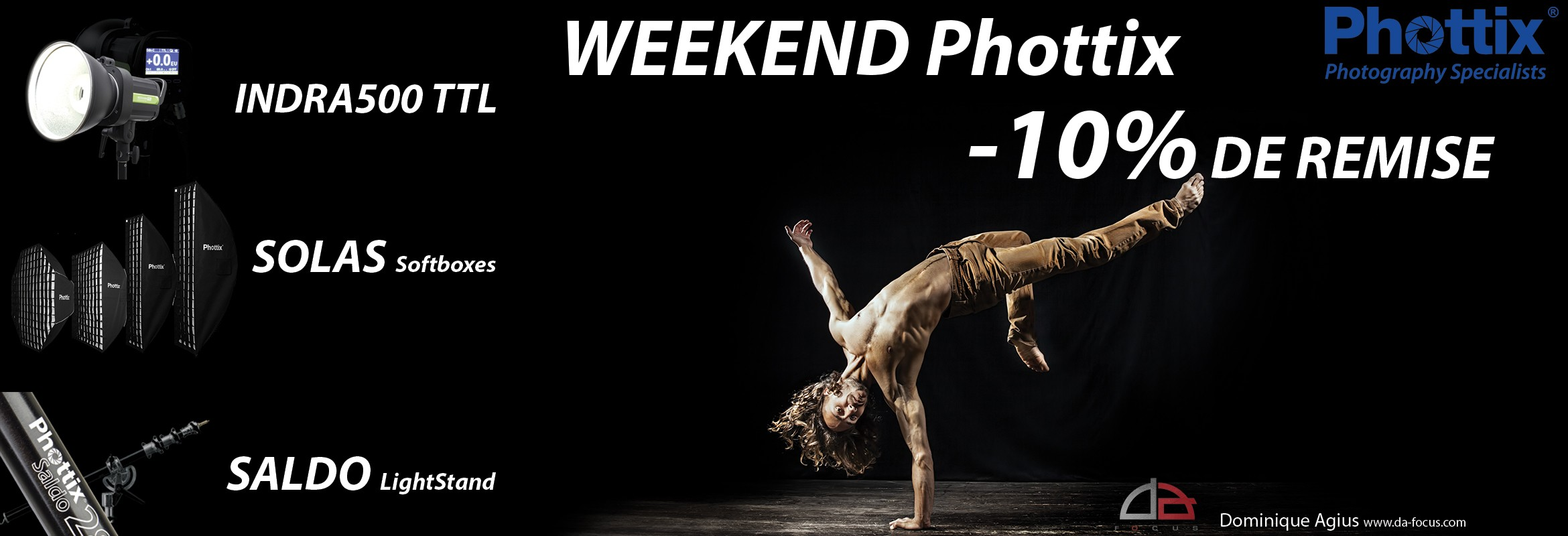 Promo Week-End Phottix Geek-Trend.com