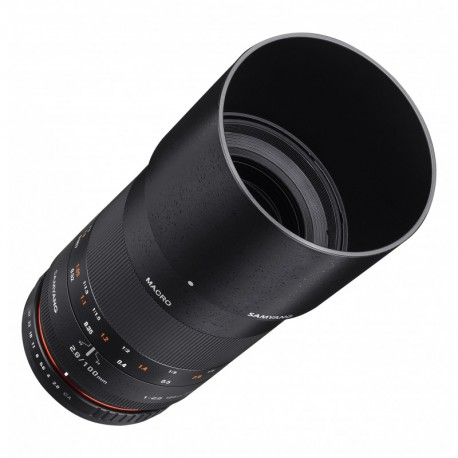 Samyang SAM100SONYA MF 100mm F2.8 Macro Sony A 8809298884123