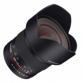 Objectif ultra grand angle Samyang MF 10mm F2.8 Fuji X