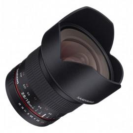Optique ultra grand angle pour capteur APS-C 10mm F2.8 pour boîtiers Sony E à mise au point manuelle MF