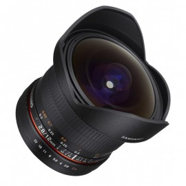 Samyang 12mm F2.8 Fisheye ED AS NCS Pentax KA