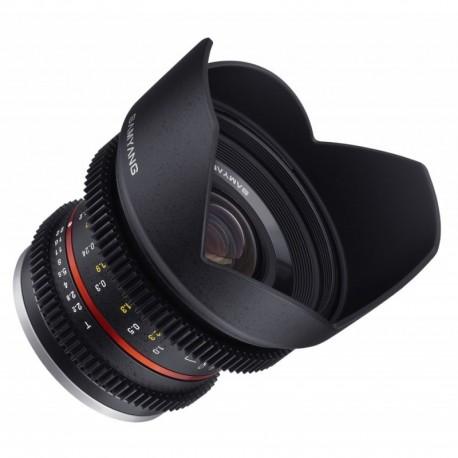 Samyang 12mm T2.2 Cine Micro 4/3 (8809298881498) - Geek-Trend.com