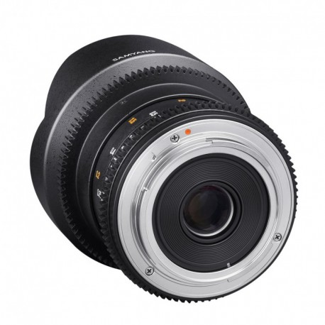 Samyang 14mm T3.1 VDSLR Canon version II