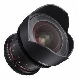 Samyang 14mm T3.1 VDSLR compatible avec Sony E