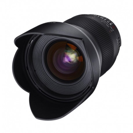Samyang 16mm F2 compatible avec Sony E